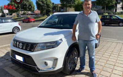 Consegna Suzuki Vitara Hybrid Cool